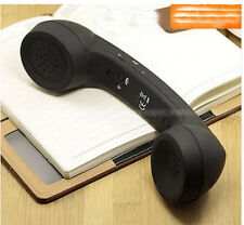 For Cellphone Bluetooth Wireless Microphone Radiation Retro Cellphone Handset