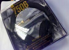 Sony MDR-7506 Studio Monitor Headphones Professional USA FreeSHIP