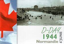 WW2 - CP -  Débarquement canadien à Juno Beach le 6 juin 1944