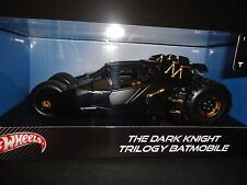 Hot Wheels Batmobile Tumbler The Dark Knight Trilogy BMH74 1/18