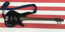 🥇 Great condition Ibanez Gio Bass Guitar, 4 String Comes W/ Bag & Ernie Ball