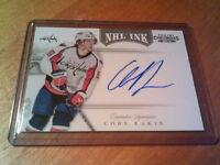 2011-12 Panini Contenders NHL Ink #65 Cody Eakin Auto