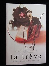 La Treve press book - John Turturro