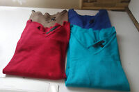 Banana Republic 3/4 Sleeves V-Neck Light Cotton sweater Various Sizes & Color Nw