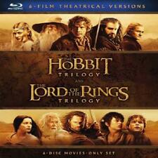 Middle-Earth Theatrical Collection: The Hobbit Trilogy And The Lord Of The Rings