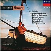 Benjamin Britten - World of Britten (1993) 1D