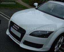 Apron For Audi TT 8J Standard Front Bumper spoiler Valance TTS Skirt Chin RS