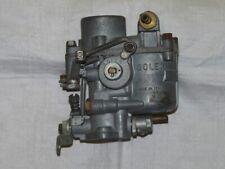 Fiat 600 Solex - Vergaser C 26 PBIC