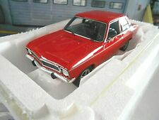 OPEL Ascona A Limousine 1974 red rot 1975 BOS Resin 1:18