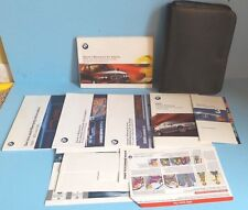 01 2001 BMW 3 Series/320i/325i/325xi/330i/330xi owners manual with Navigation