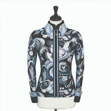 LARGE Showmanship Pleasure Horsemanship Jacket Shirt Rodeo Queen Rail Outfit