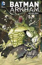 DC COMICS BATMAN ARKHAM KILLER CROC TPB TRADE PAPERBACK GERRY CONWAY CHUCK DIXON