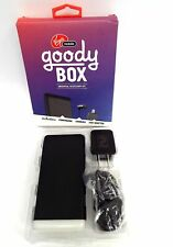 New VIRGIN MOBILE GOODY BOX Universal Accessory Kit inc Portable Charger - Y96