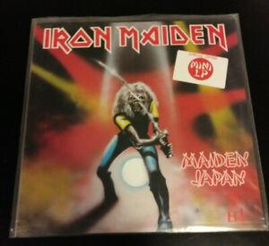 Iron Maiden – Maiden Japan - 1981 Original LP Album