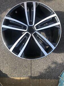 Volkswagen Polo Gti Alloy 5C0601025CM 7.5Jx18 ET49 Refurbed  Black Diamond Cut