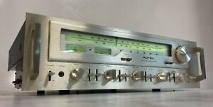 Vintage Rotel RX-1203 AM/FM Stereo Receiver. Pro Serviced - Excellent!