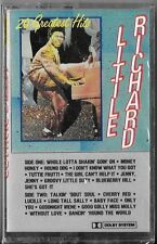 20 Greatest Hits by Little Richard (Cassette,1987) DLX-7797 Brand New Sealed!