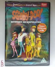 Scooby-Doo! Mystery Incorporated DVD - BNIP - 2 Episode
