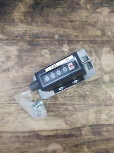 Mechanical Length Counter Meter Counter Rolling Wheel Textile Length Feet Inches