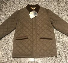 BERETTA Brown Quilted Coat