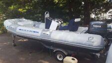 Zodiac Hurricane Cherokee Rigid Inflatable Boat