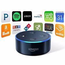 Amazon Echo Dot Multimedia Bluetooth Wireless Smart Speaker with Alexa Black