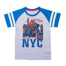 Marvel Spiderman T-shirt grau Gr.128