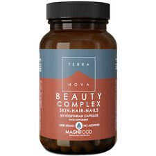 Terranova Magnifood Beauty Complex Skin, Hair & Nails Supplement - 50 Capsules