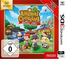 Animal Crossing New Leaf Welcome amiibo Nintendo New 2DS 3DS XL Spiel NEU&OVP