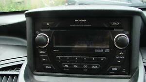 HONDA ODYSSEY RADIO / CD STACKER, RB3, 04/09-12/13