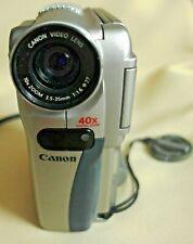 Canon MV4i ** Digital Video Camcorder Pal ** mit Zubehörpaket