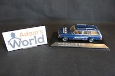 "Minichamps Mercedes-Benz 230 TE (W123) 1:43 blue ""Techno Classica 2005"" (JS)"