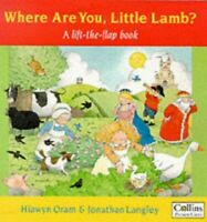 Where Are You, Little Lamb? (Picture Lions) by Oram, Hiawyn Paperback Book The