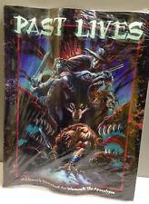 Vidas pasadas-una crónica libro de origen para Hombre Lobo: el Apocalipsis Sellado