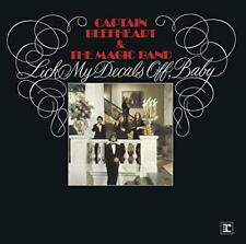 Captain Beefheart And The Magic Band - Lick My Decals Off, Baby - 2015 (NEW CD)