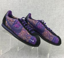 "Nike Classic Cortez Nylon LMH ""Los Primeros"" Purple Shoes AH7741-500 9.5 NEW"
