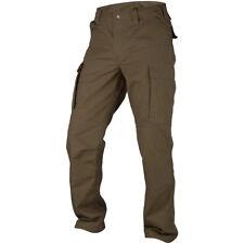 Pentagon BDU 2.0 Pants Urban Combat Hunting Ripstop Mens Trousers Terra Brown