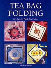 Very Good, Tea Bag Folding: Designs and Techniques, Tiny van der Plas, Janet Wil