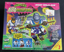 Teenage Mutant Ninja Turtles TMNT Automutations Night Ninja Don (Pink) MISB