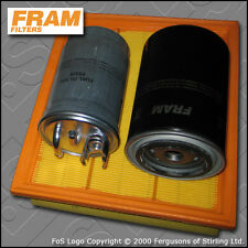 SERVICE KIT VW GOLF MK3 (1H) 1.9 TDI FRAM OIL AIR FUEL FILTERS (1993-1999)