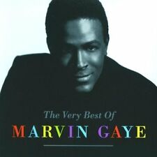 MARVIN GAYE ( NEW SEALED CD ) THE VERY BEST OF / GREATEST HITS COLLECTION