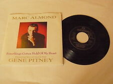 """MARC ALMOND-GENE PITNEY """"SOMETHING'S GOTTEN HOLD OF MY HEART"""" 7"""" PARLOPHONE It88"""
