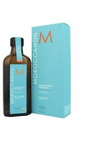 Moroccanoil Hair Treatment Classic Moroccan Oil - 3.4oz Free Ship, New& Sealed.