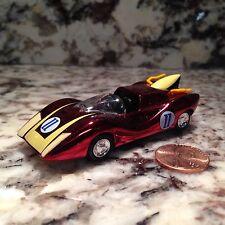 JOHNNY LIGHTNING CAPTAIN TERROR DIE CAST CAR 1/64 SCALE SPEED RACER