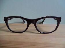 Calvin Klein Jeans Maroon/Purple Oval Ladies Eye Glasses CKJ914 500 50 18 140
