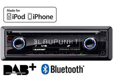 Blaupunkt Stockholm 370 DAB BT car radio digital stereo Bluetooth CD MP3 iPhone