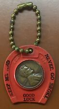 Keep Me And Never Go Broke Good Luck Penny Penn Book Shop 25 Years Keychain