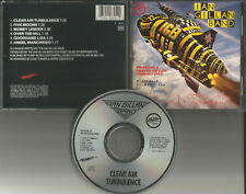 Deep Purple IAN GILLAN Clear Air Turbulence DIGITALLY REMASTERED METAL BLADE CD