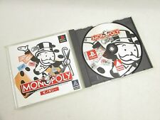 MONOPOLY Item ref/bbc PS1 Playstation PS Japan Game p1