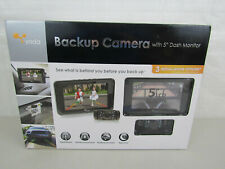 "NEW YADA Backup Camera 5"" Dash Monitor Digital Wireless Night Vision BT54860-50"